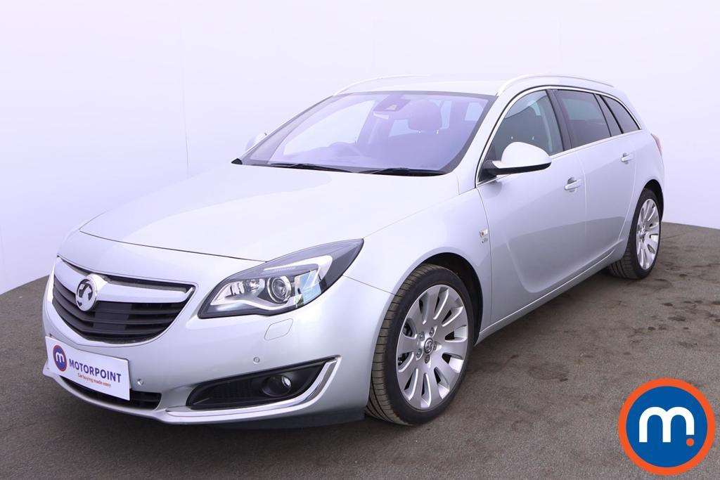 Vauxhall Insignia 2.0 CDTi [170] Elite Nav 5dr Auto - Stock Number 1213131 Passenger side front corner