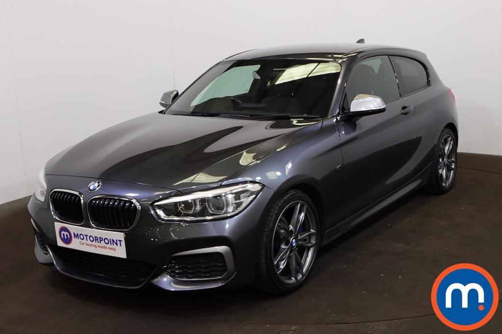 BMW 1 Series M140i 3dr [Nav] Step Auto - Stock Number 1215755 Passenger side front corner