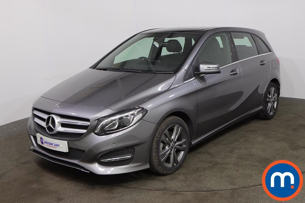 Mercedes-Benz B Class B200 Exclusive Edition Plus 5dr - Stock Number 1216707 Passenger side front corner