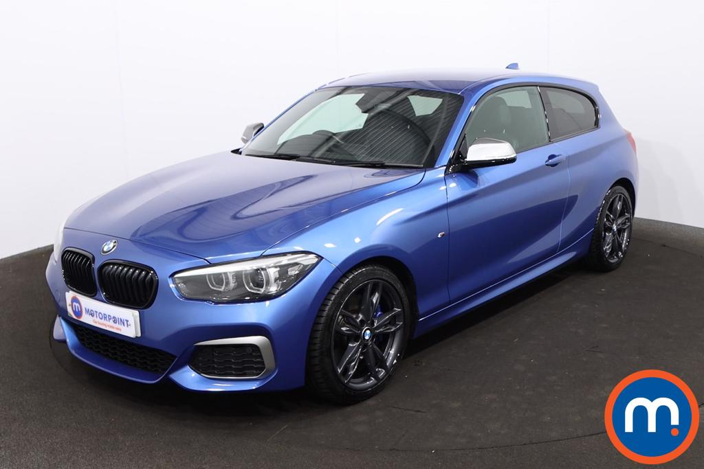 BMW 1 Series M140i Shadow Edition 3dr Step Auto - Stock Number 1217558 Passenger side front corner