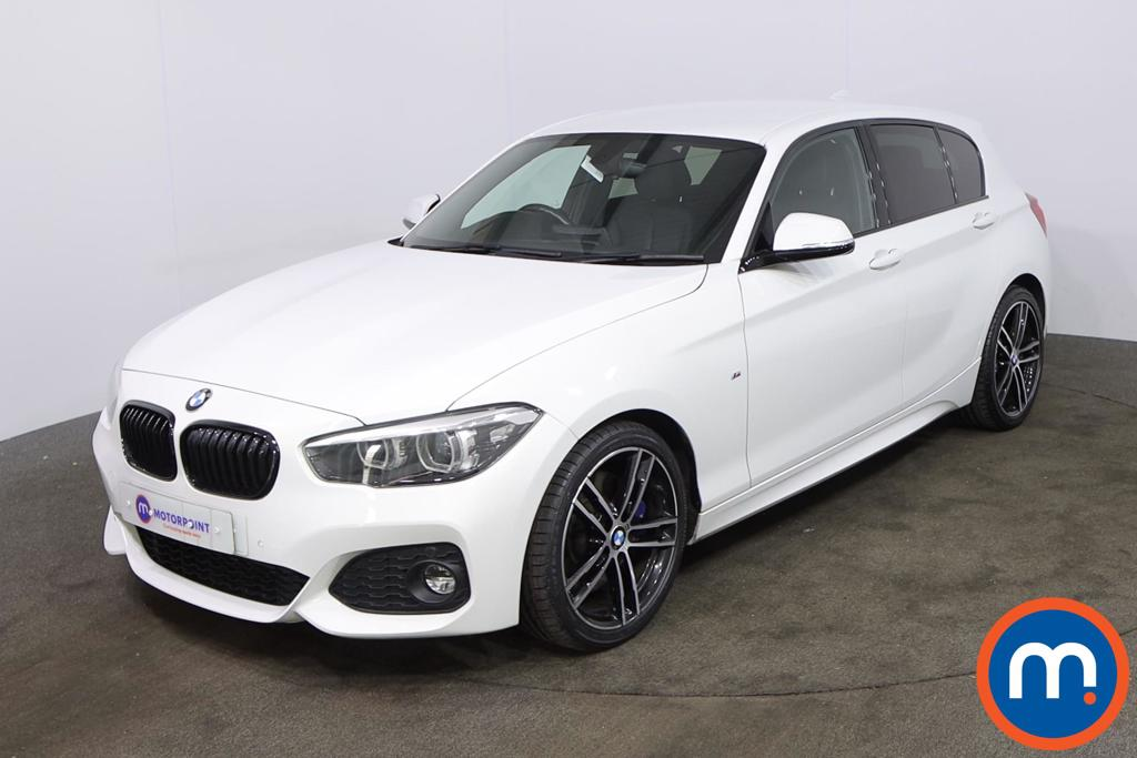 BMW 1 Series 118i [1.5] M Sport Shadow Ed 5dr Step Auto - Stock Number 1217592 Passenger side front corner