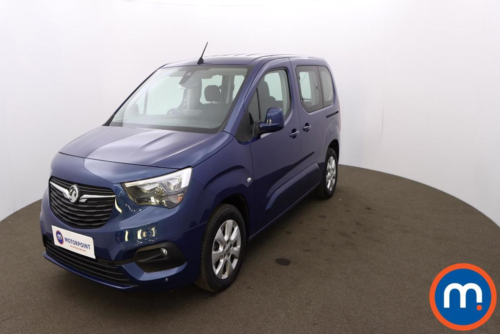 Vauxhall Combo Life 1.5 Turbo D 130 Energy 5dr Auto - Stock Number 1218138 Passenger side front corner