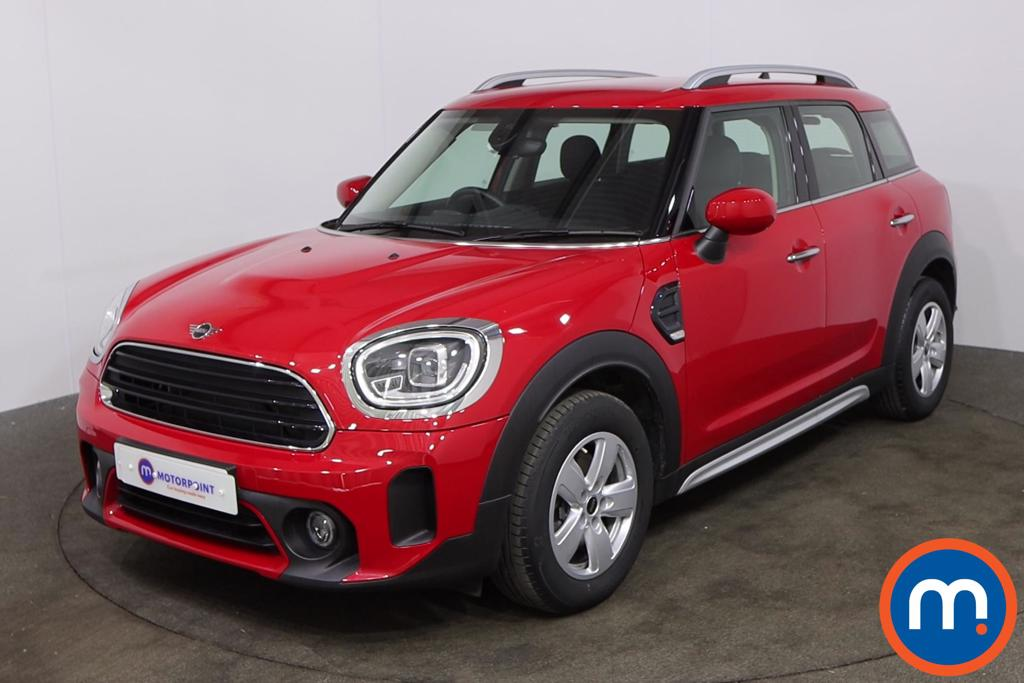 Mini Countryman 1.5 Cooper Classic 5dr Auto - Stock Number 1218293 Passenger side front corner