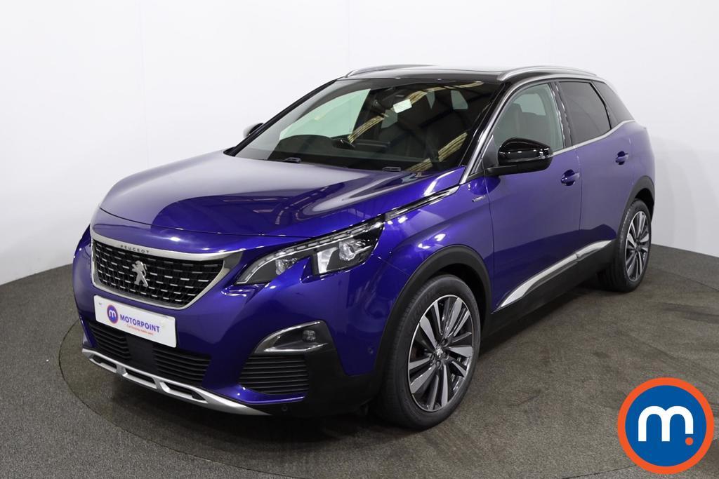 Peugeot 3008 1.5 BlueHDi GT Line Premium 5dr - Stock Number 1218608 Passenger side front corner