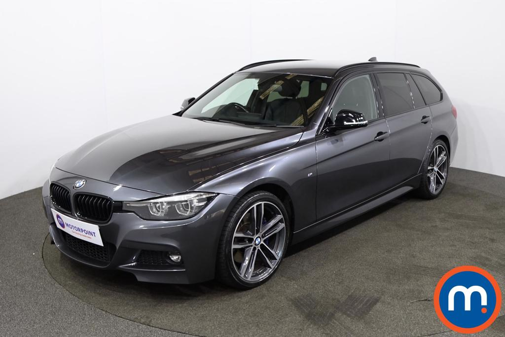 BMW 3 Series 320d M Sport Shadow Edition 5dr Step Auto - Stock Number 1218779 Passenger side front corner