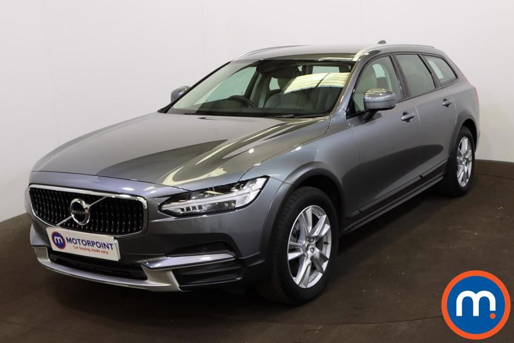 Volvo V90 2.0 T5 Cross Country 5dr AWD Geartronic - Stock Number 1218955 Passenger side front corner