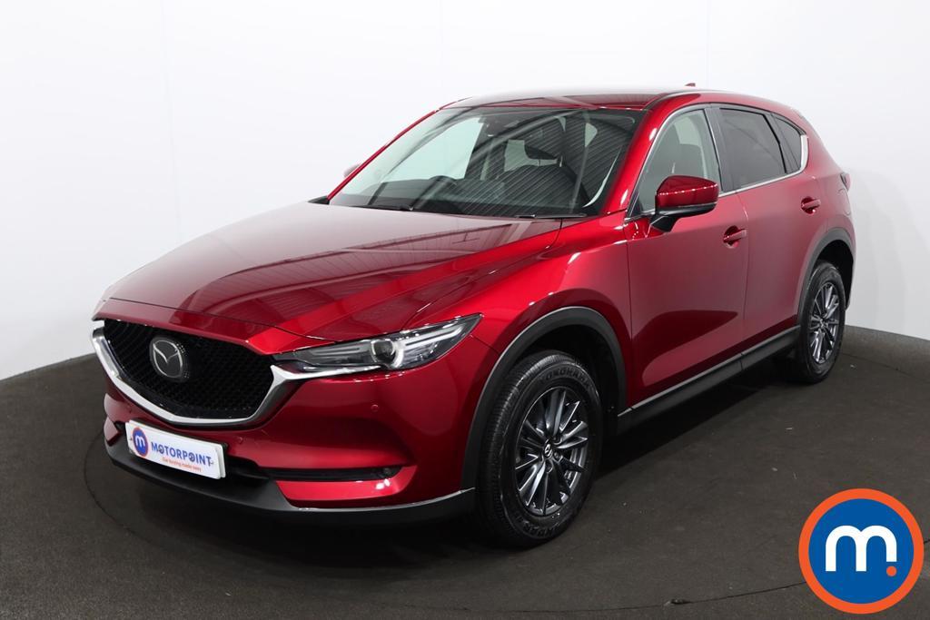 Mazda Cx-5 2.0 SE-L 5dr - Stock Number 1219055 Passenger side front corner