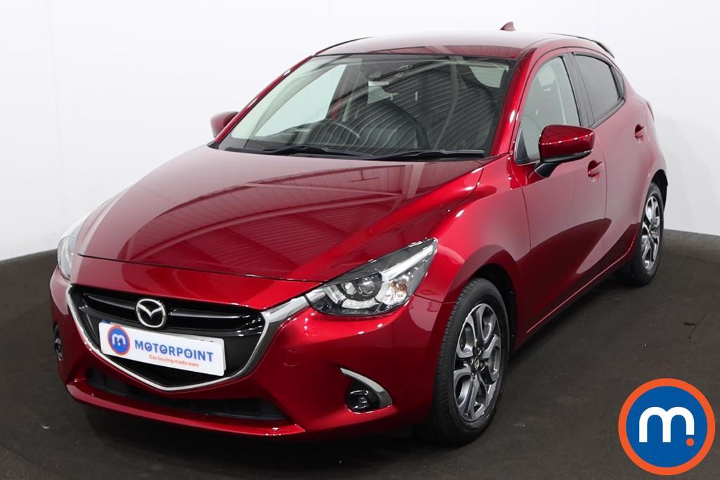 Mazda 2 1.5 115 GT Sport Nav-Plus 5dr - Stock Number 1219203 Passenger side front corner
