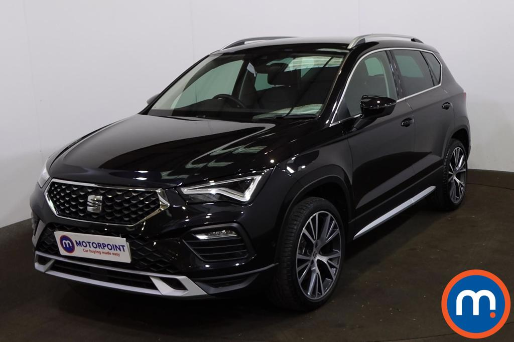 Seat Ateca 1.5 TSI EVO Xperience Lux 5dr - Stock Number 1219278 Passenger side front corner