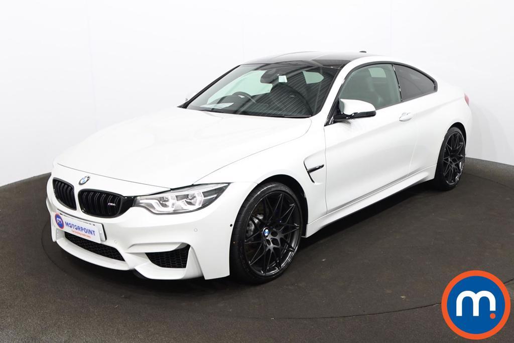 BMW M4 M4 2dr DCT [Competition Pack] - Stock Number 1219352 Passenger side front corner