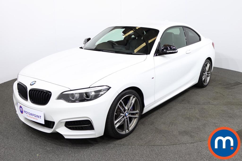 BMW 2 Series M240i 2dr [Nav] Step Auto - Stock Number 1220509 Passenger side front corner