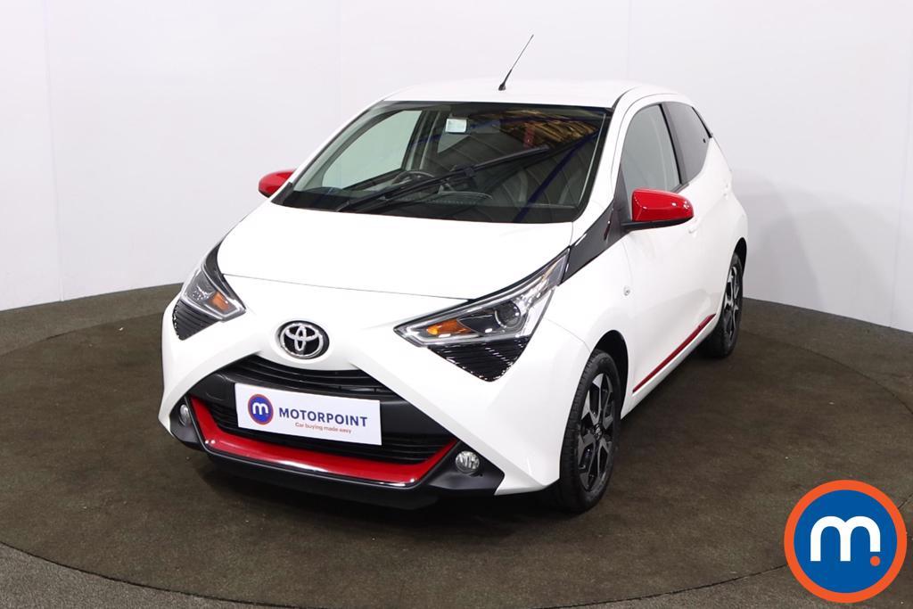 Toyota Aygo 1.0 VVT-i X-Trend 5dr - Stock Number 1207393 Passenger side front corner