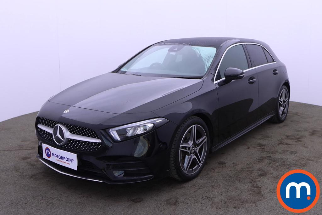 Mercedes-Benz A Class A180 AMG Line Executive 5dr Auto - Stock Number 1209979 Passenger side front corner