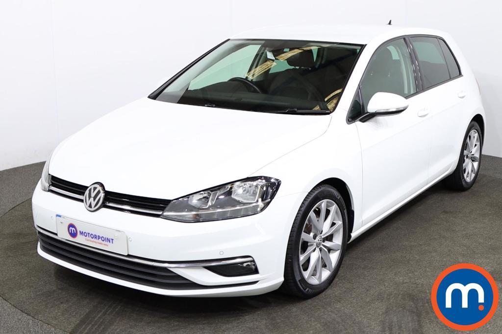 Volkswagen Golf 1.6 TDI GT 5dr - Stock Number 1213310 Passenger side front corner