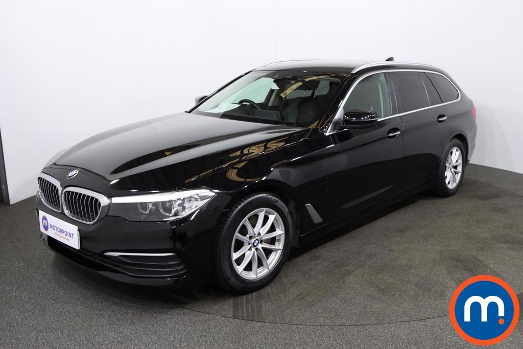BMW 5 Series 520d SE 5dr Auto - Stock Number 1213577 Passenger side front corner