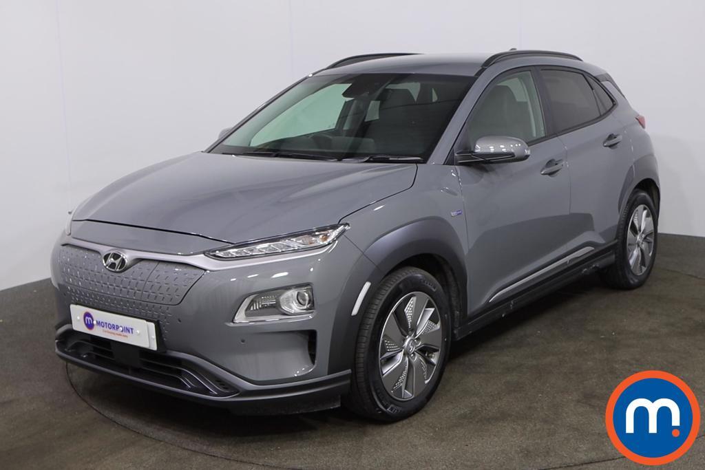 Hyundai Kona 150kW Premium SE 64kWh 5dr Auto - Stock Number 1215431 Passenger side front corner