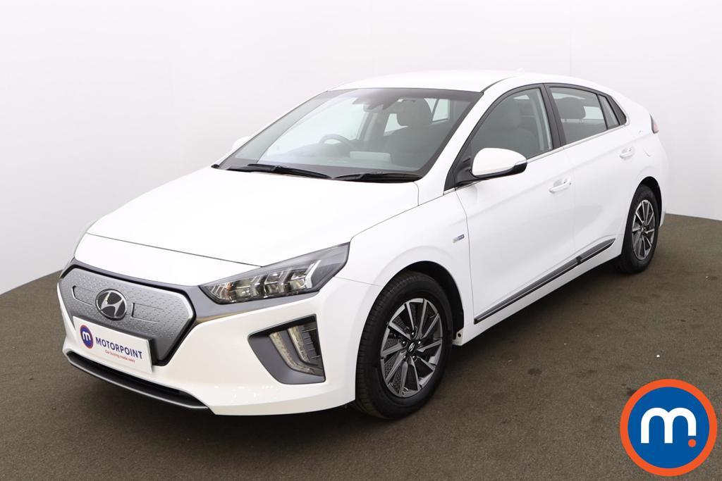 Hyundai Ioniq 100kW Premium 38kWh 5dr Auto - Stock Number 1215443 Passenger side front corner