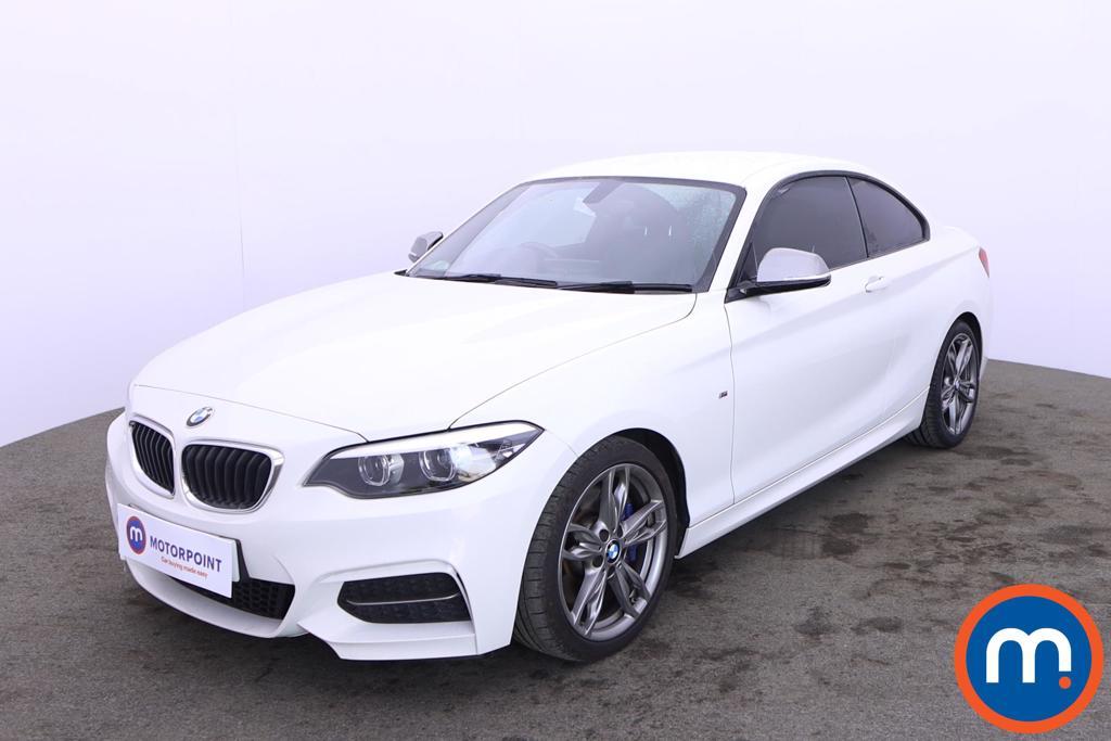 BMW 2 Series M240i 2dr [Nav] Step Auto - Stock Number 1215737 Passenger side front corner