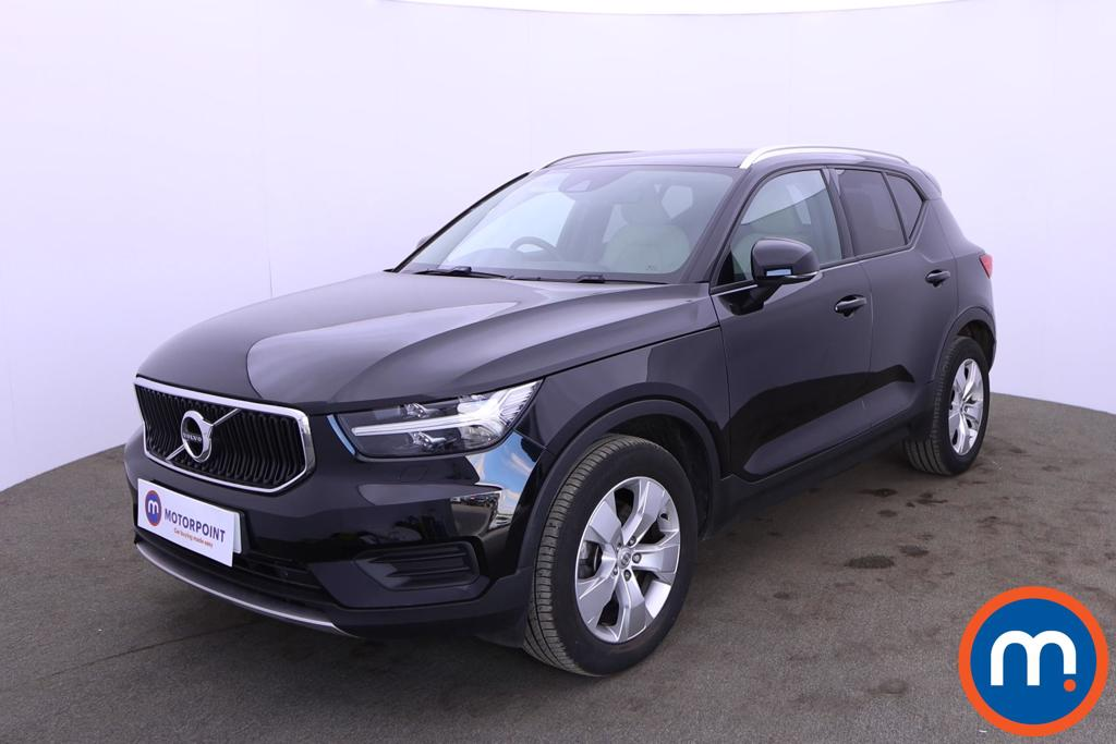 Volvo Xc40 2.0 T4 Momentum 5dr AWD Geartronic - Stock Number 1216233 Passenger side front corner