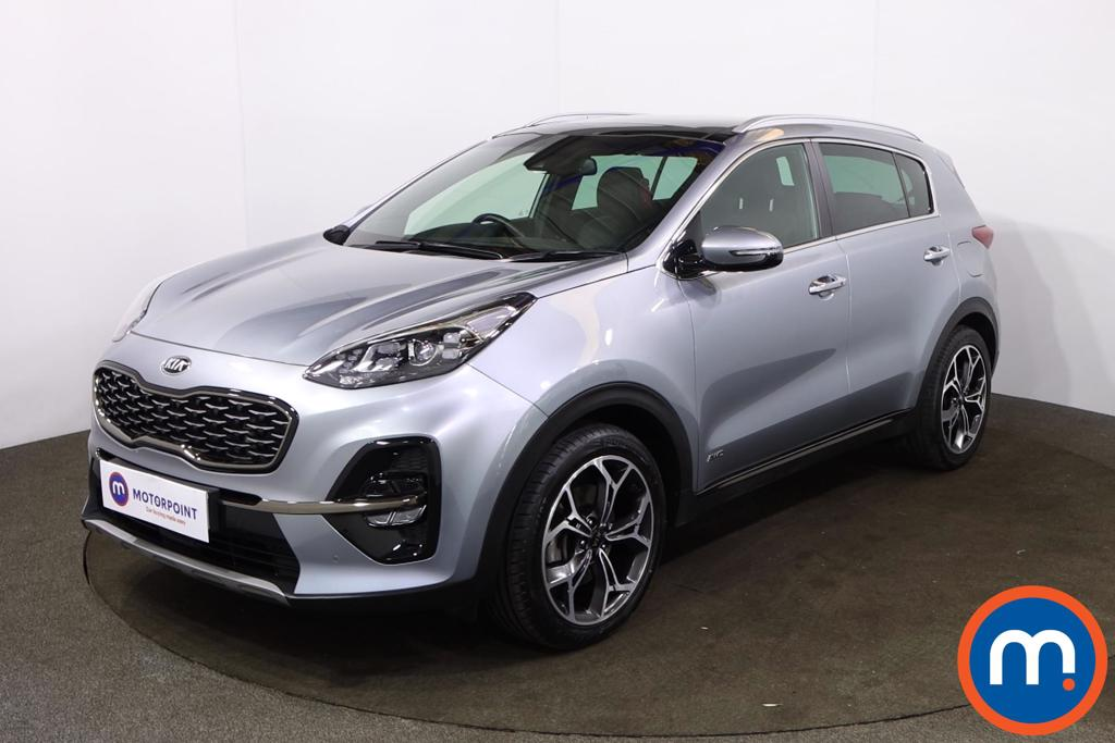 KIA Sportage 1.6 CRDi 48V ISG GT-Line S 5dr DCT Auto [AWD] - Stock Number 1217277 Passenger side front corner