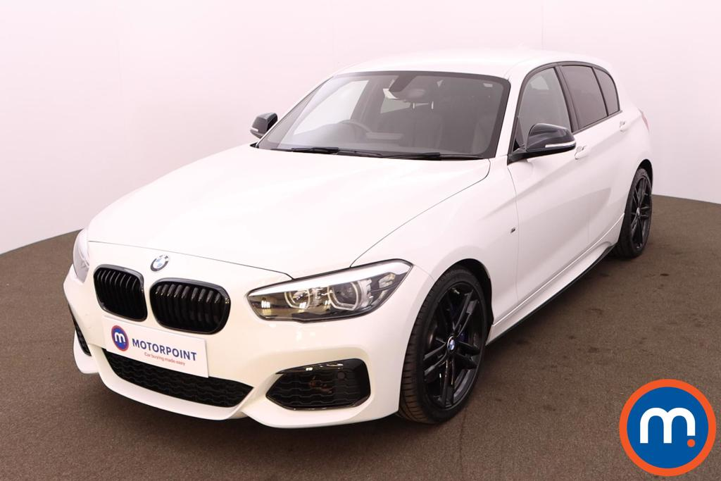 BMW 1 Series M140i Shadow Edition 5dr Step Auto - Stock Number 1217499 Passenger side front corner