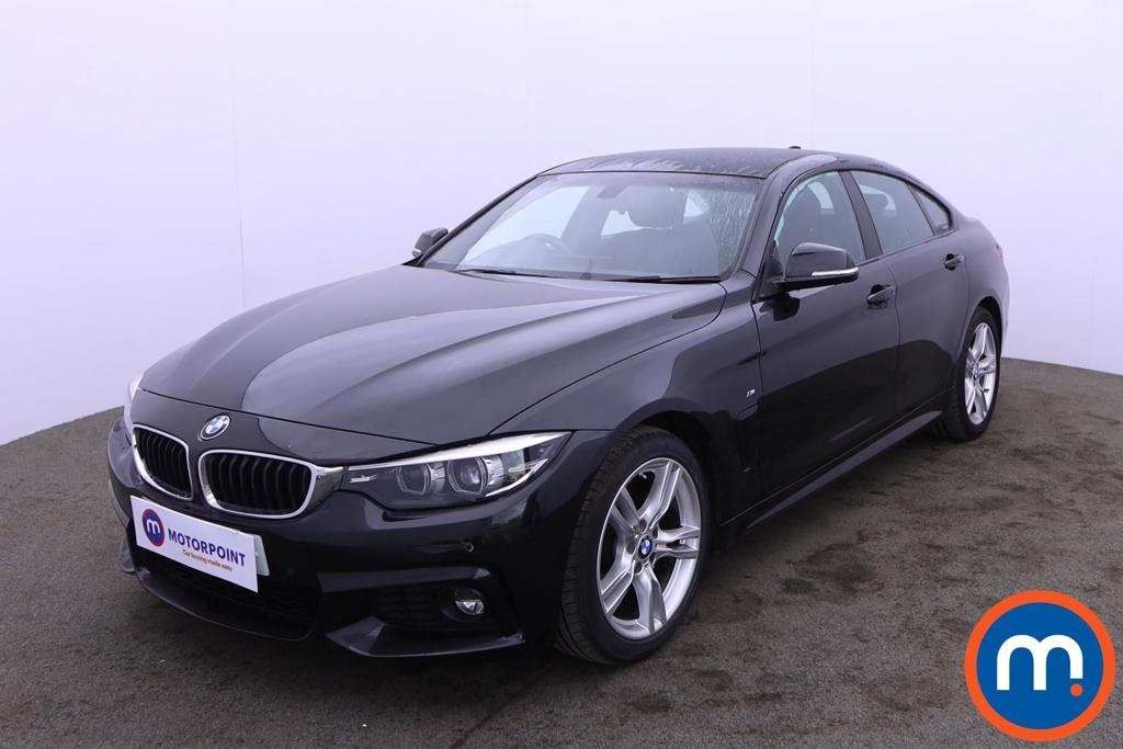 BMW 4 Series 420i M Sport 5dr Auto [Professional Media] - Stock Number 1217803 Passenger side front corner