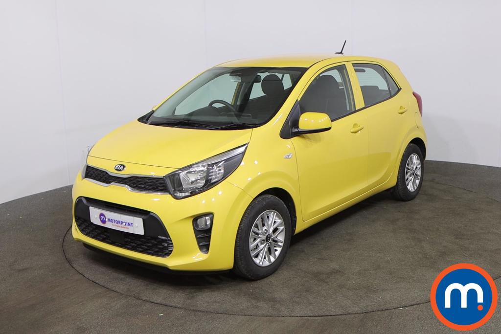 KIA Picanto 1.0 2 5dr [4 seats] - Stock Number 1217976 Passenger side front corner