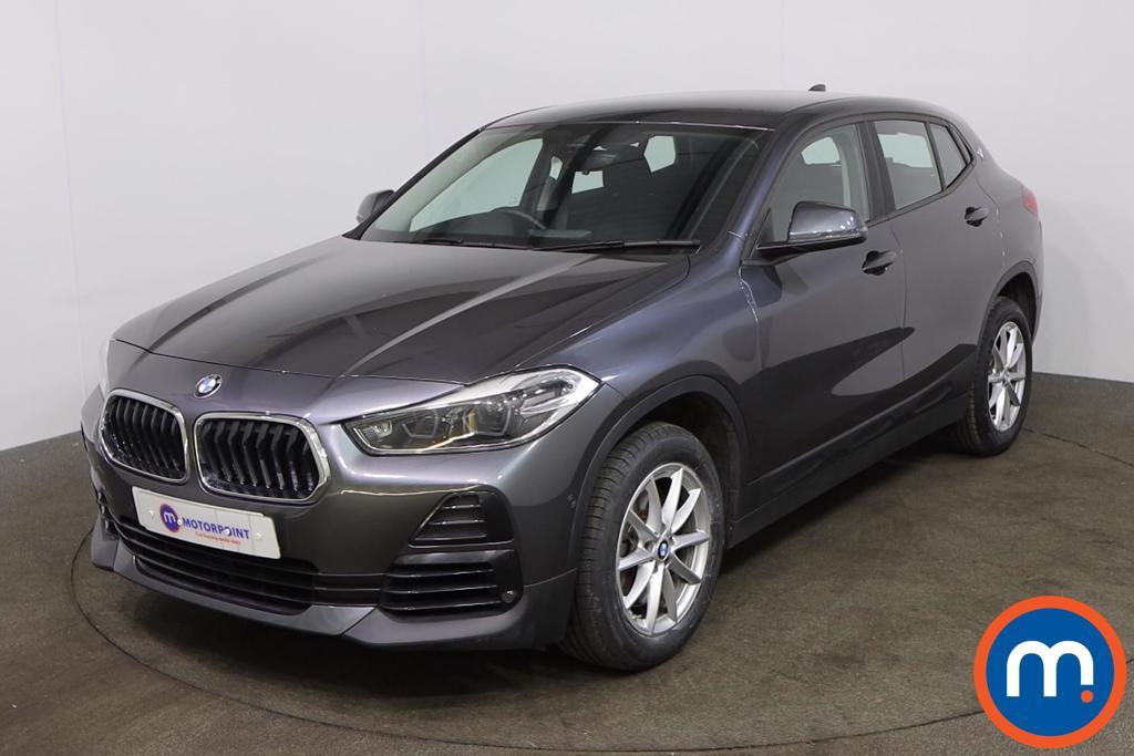 BMW X2 sDrive 20i SE 5dr Step Auto - Stock Number 1218295 Passenger side front corner