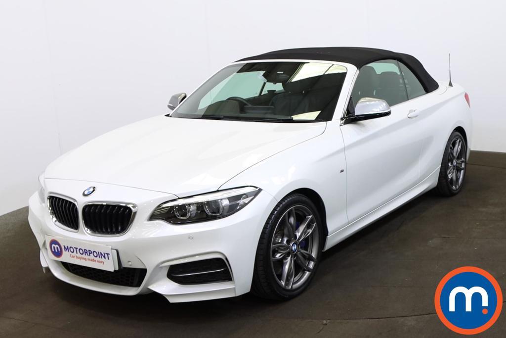 BMW 2 Series M240i 2dr [Nav] Step Auto - Stock Number 1218355 Passenger side front corner