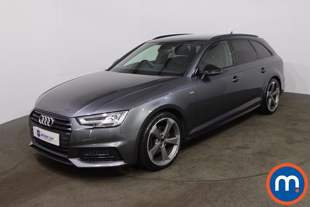 Audi A4 1.4T FSI Black Edition 5dr S Tronic - Stock Number 1218435 Passenger side front corner