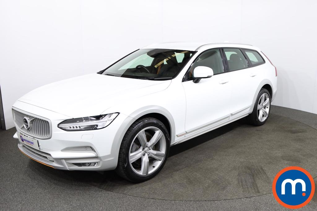 Volvo V90 T6 [310] Cross Country Ocean Race 5dr AWD Geartron - Stock Number 1218778 Passenger side front corner