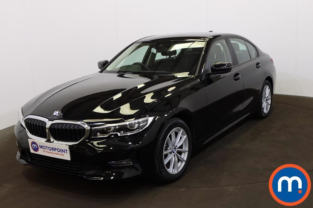 BMW 3 Series 320d SE 4dr - Stock Number 1219277 Passenger side front corner