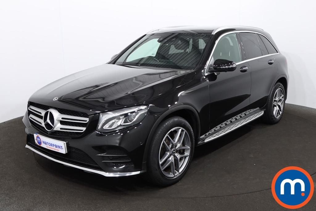 Mercedes-Benz GLC GLC 250d 4Matic AMG Line Premium 5dr 9G-Tronic - Stock Number 1219361 Passenger side front corner