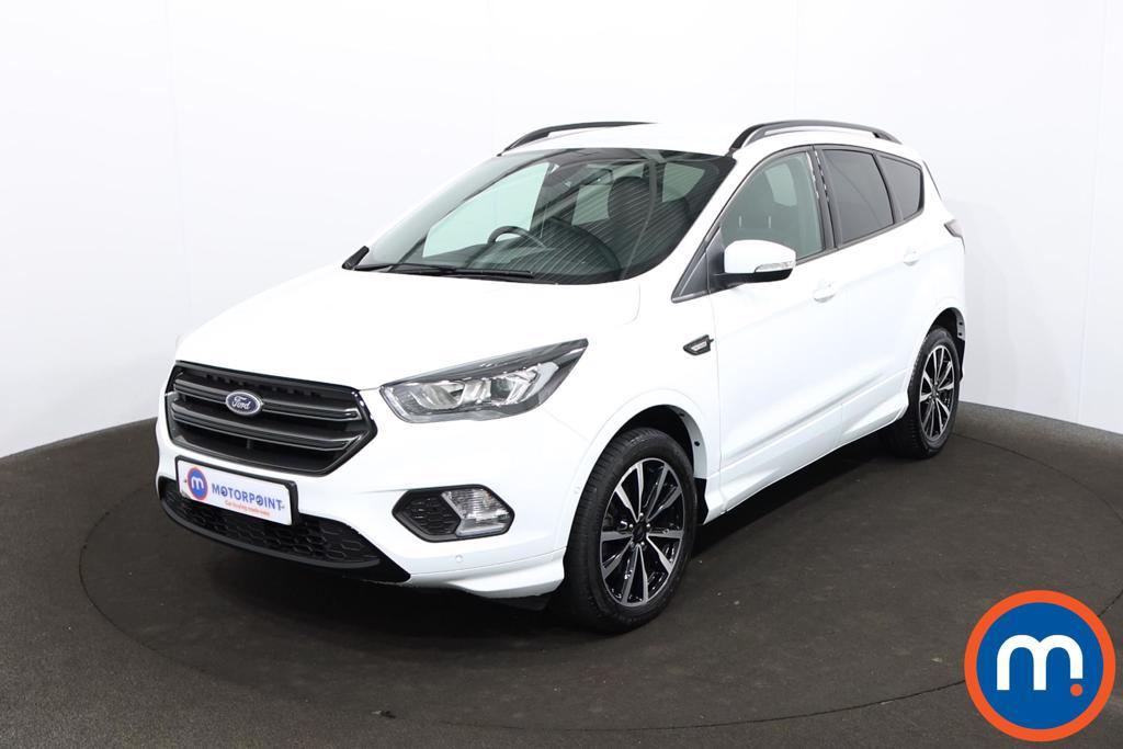 Ford Kuga 1.5 EcoBoost ST-Line 5dr 2WD - Stock Number 1219594 Passenger side front corner