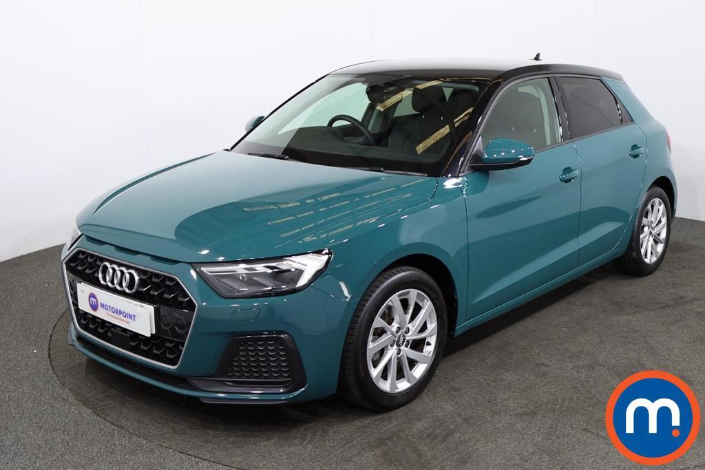 Audi A1 30 TFSI Sport 5dr - Stock Number 1219651 Passenger side front corner