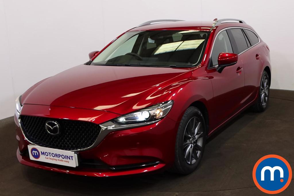 Mazda 6 2.0 SE-L Lux Nav-Plus 5dr - Stock Number 1219655 Passenger side front corner