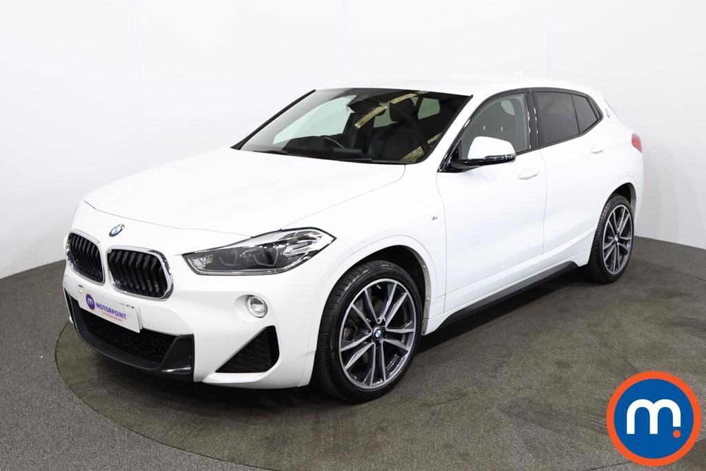 BMW X2 xDrive 20d M Sport 5dr Step Auto - Stock Number 1220518 Passenger side front corner
