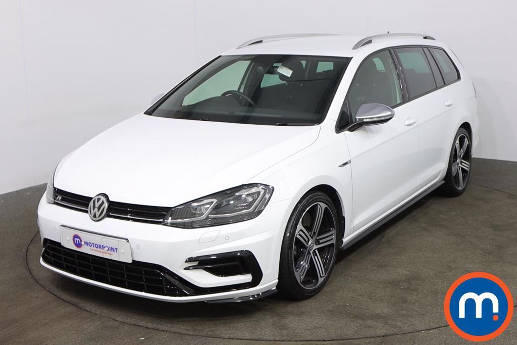 Volkswagen Golf 2.0 TSI 310 R 5dr 4MOTION DSG - Stock Number 1220533 Passenger side front corner