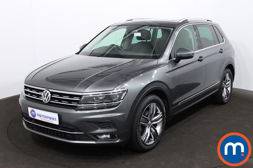 Volkswagen Tiguan 2.0 TDi 150 SEL 5dr DSG - Stock Number 1220712 Passenger side front corner