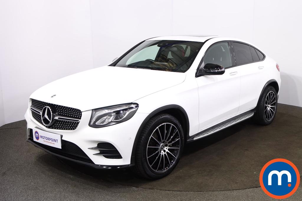 Mercedes-Benz Glc Coupe GLC 250 4Matic AMG Line Premium Plus 5dr 9G-Tronic - Stock Number 1220988 Passenger side front corner