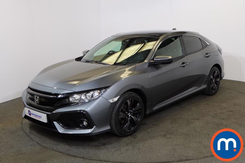 Honda Civic 1.6 i-DTEC EX 5dr - Stock Number 1215168 Passenger side front corner