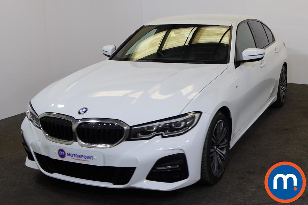 BMW 3 Series 320d M Sport 4dr Step Auto - Stock Number 1215409 Passenger side front corner