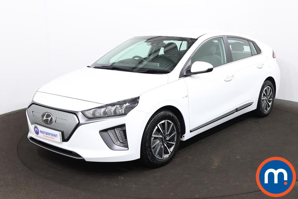 Hyundai Ioniq 100kW Premium 38kWh 5dr Auto - Stock Number 1216129 Passenger side front corner