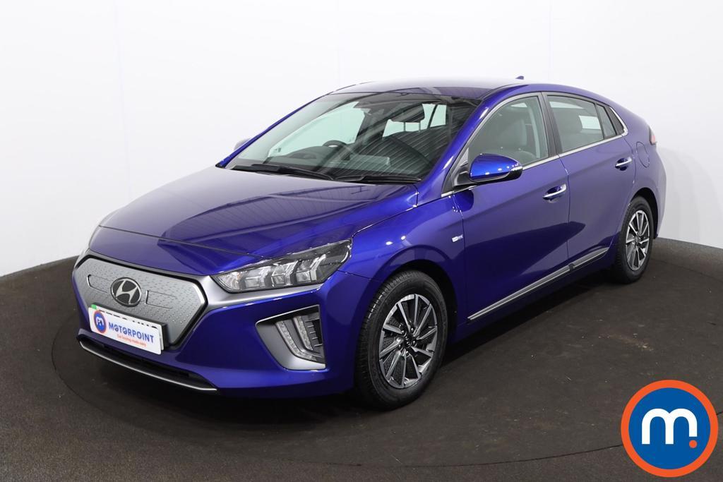 Hyundai Ioniq 100kW Premium 38kWh 5dr Auto - Stock Number 1216137 Passenger side front corner