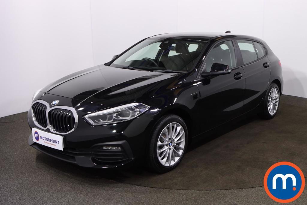 BMW 1 Series 116d SE 5dr Step Auto - Stock Number 1218000 Passenger side front corner