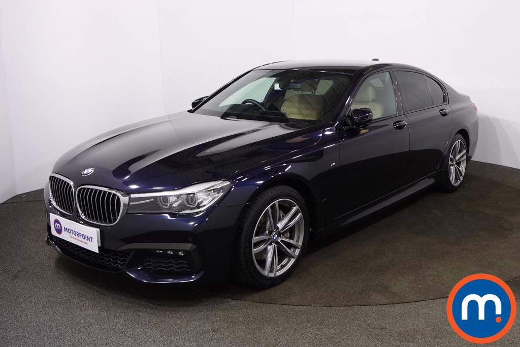 BMW 7 Series 730d M Sport 4dr Auto - Stock Number 1218753 Passenger side front corner