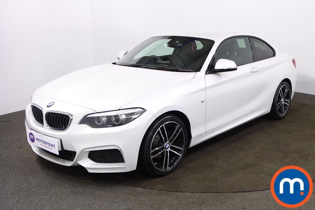 BMW 2 Series 218i M Sport 2dr [Nav] - Stock Number 1219104 Passenger side front corner