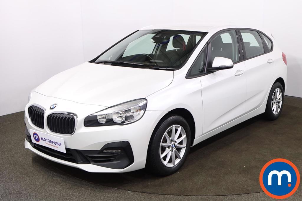 BMW 2 Series 220i SE 5dr DCT - Stock Number 1219347 Passenger side front corner