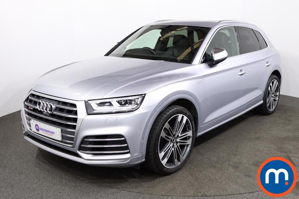 Audi Q5 SQ5 Quattro 5dr Tip Auto - Stock Number 1220511 Passenger side front corner