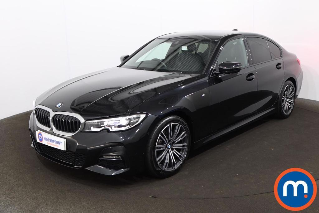 BMW 3 Series 320d M Sport 4dr Step Auto - Stock Number 1221278 Passenger side front corner